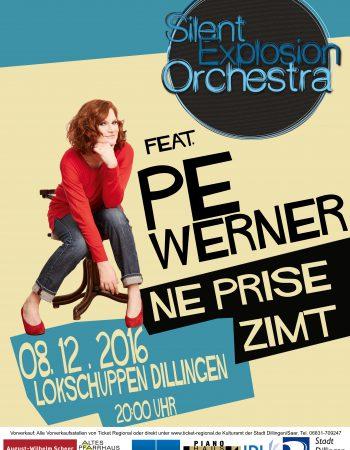 Plakat SEO Pe Werner-end